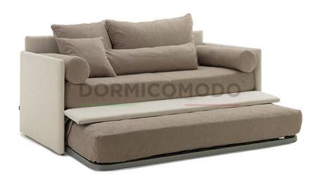 Divani letto estraibili dormicomodo fabbrica n 1 di poltrone e divani letto altamura ba - Divani letto con letto estraibile ...